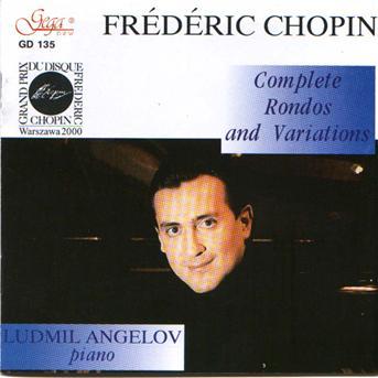 ANGELOV, LUDMIL – CHOPIN (CD)