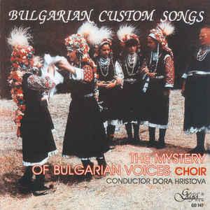 THE MYSTERY OF BULGARIAN VOICES CHOIR – BULGARIAN CUSTOM SONGS (CD)