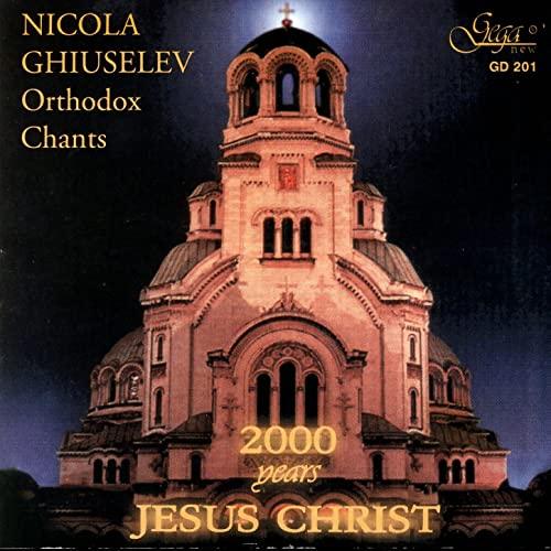 GHIUSELEV, NICOLA – ORTHODOX CHANTS (CD)