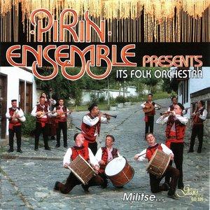 PIRIN ENSEMBLE – PIRIN ENSEMBLE PRESENTS ITS FOLK ORCHESTRA (CD)