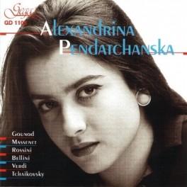 PENDATCHANSKA, ALENDARINA GOUNOD MASSENET BELLINI CD GD 1103 –  (CD)