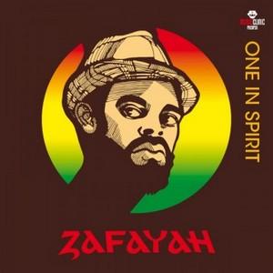 ZAFAYAH – ONE IN SPIRIT (CD)