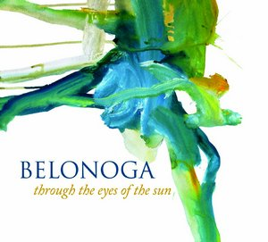BELONOGA / БЕЛОНОГА – THROUGH THE EYES OF THE SUN (CD)