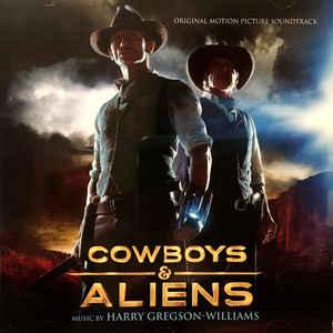 OST COWBOYS & ALIENS CD IORDANMAN –  (CD)