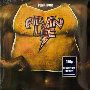 LEE, ALVIN – PUMP IRON (LP)