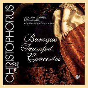 BRATISLAVA CHAMBER SOLOIS – BAROQUE TRUMPET CONCERTOS (CD)