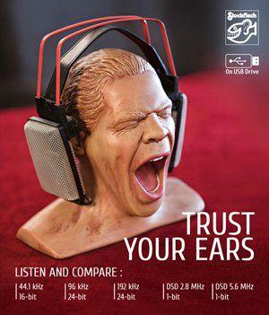 VARIOUS ARTISTS – TRUST YOUR EARS USB DRIVE SFR35730030 –  (USB)