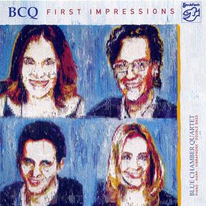 BLUE CHAMBER QUARTET – FIRST IMPRESSIONS (SACD)