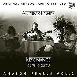 ANDREAS ROHDE – ANALOG PEARLS 2 – RESONANCE (SACD)