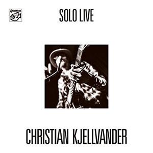 CHRISTIAN KJELLVANDER – SOLO – LIVE (CD)