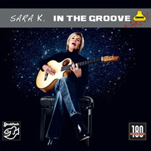 SARA K. – IN THE GROOVE (LP)