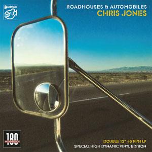 CHRIS JONES – ROADHOUSES & AUTOMOBILES (2xLP)