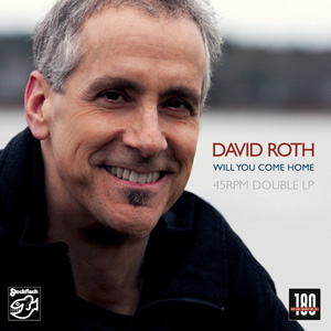 DAVID ROTH – WILL YOU COME HOME (2xLP)