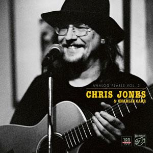 CHRIS JONES & CHARLIE CARR – ANALOG PEARLS VOL. 3 (LP)