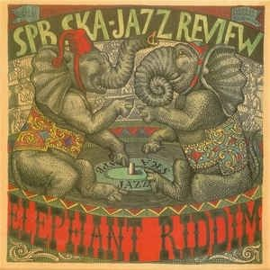 ST PETERSBURG SKA JAZZ RE – ELEPHANT RIDDIM (LP)