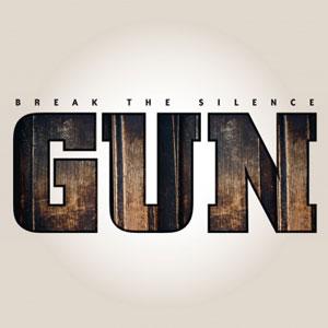 GUN – BREAK THE SILENCE (CD)