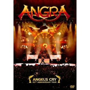 ANGRA – ANGELS CRY (DVD)