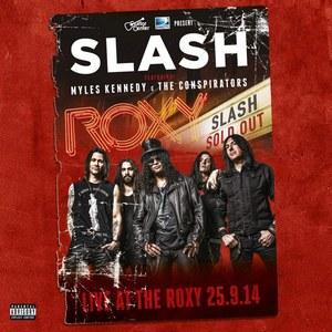 SLASH – LIVE AT THE ROXY (5xLP)