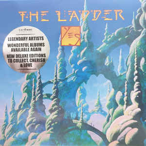 YES – LADDER (CD)