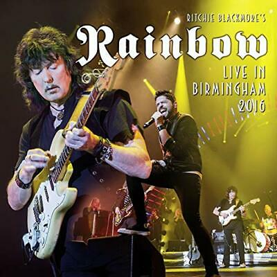 RAINBOW – LIVE IN BIRMINGHAM 2016 (3xLP)