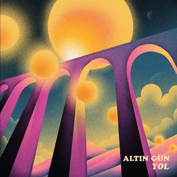 ALTIN GUN – YOL (CD)