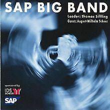 SAP BIG BAND CD  –  (CD)