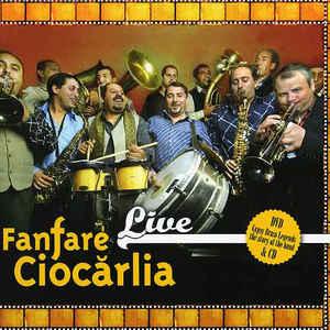 FANFARE CIOCARLIA LIVE  –  (2xCD+DVD)