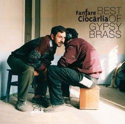 FANFARE CIOCARLIA – BEST OF GYPSY BRASS (LP)