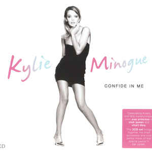 MINOGUE, KYLIE – CONFIDE IN ME (2xCD)