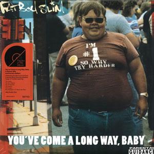 FATBOY SLIM – YOU'VE COME A LONG WAY BABY (2xLP)
