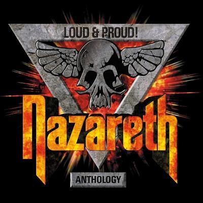 NAZARETH – LOUD & PROUD! – ANTHOLOGY (2xLP)