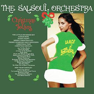SALSOUL ORCHESTRA – CHRISTMAS JOLLIES (LP)