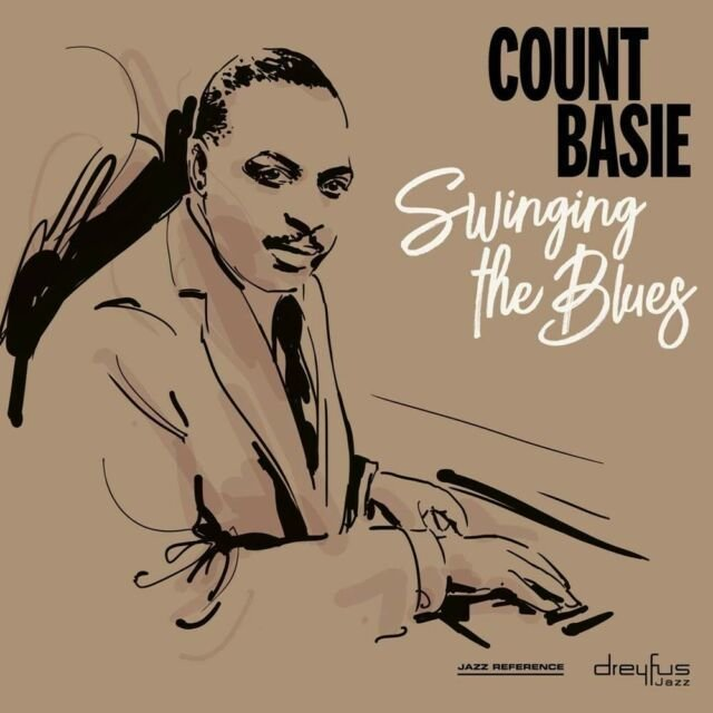 BASIE, COUNT – SWINGING THE BLUES (LP)
