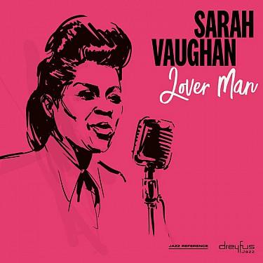 VAUGHAN, SARAH – LOVER MAN (LP)