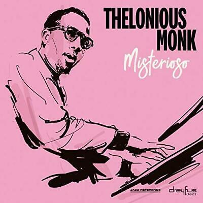 MONK, THELONIOUS – MISTERIOSO (LP)