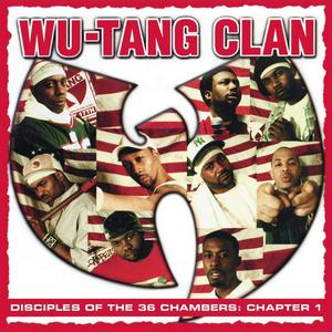 WU-TANG CLAN – DISCIPLES OF THE 36 CHAMBERS: CHAPTER 1 (2xLP)