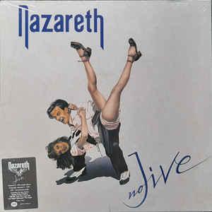 NAZARETH – NO JIVE (LP)