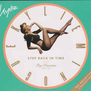 MINOGUE, KYLIE – STEP BACK IN TIME: THE DEFINITIVE COLLECTION (3xCD)