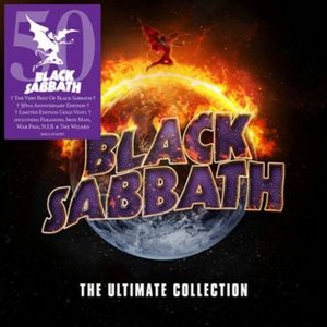 BLACK SABBATH – ULTIMATE COLLECTION (4xLP)