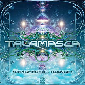 TALAMASCA – PSYCHEDELIC TRANCE (CD)