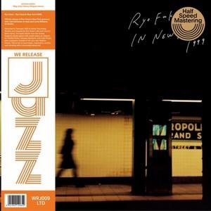 FUKUI, RYO – RYO FUKUI IN NEW YORK (LP)