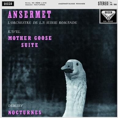RAVEL: MA MÈRE L'OYE / DEBUSSY: NOCTURNES –  (LP)
