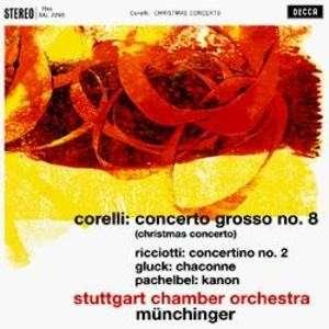 CORELLI: CONCERTO GROSSO NO. 8 –  (LP)
