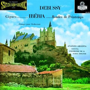 DEBUSSY, C. – IMAGES FOR ORCHESTRA (LP)