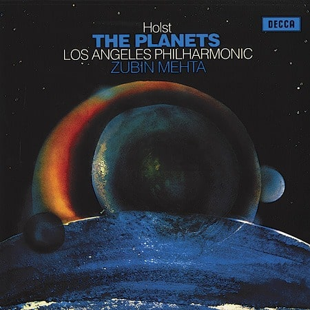 HOLST: THE PLANETS –  (LP)