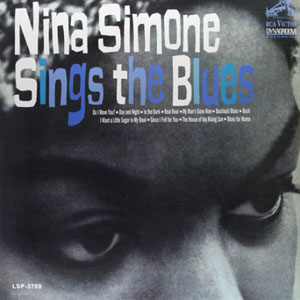 SIMONE, NINA – SINGS THE BLUES (LP)