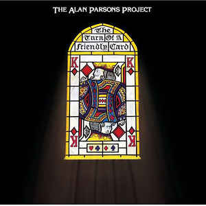 PARSONS, ALAN -PROJECT- – TURN OF A FRIENDLY CARD (LP)