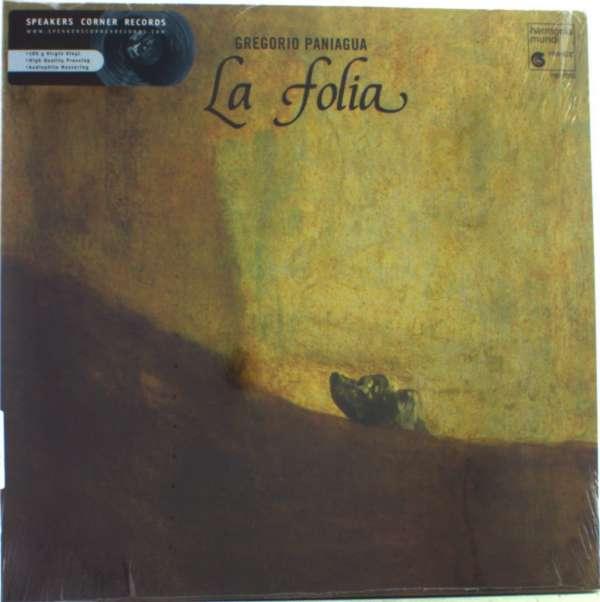 LA FOLIA DE LA SPAGNA –  (LP)