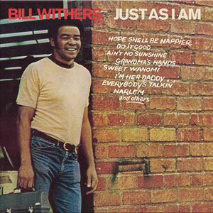 WITHERS, BILL – JUST AS I AM (LP)