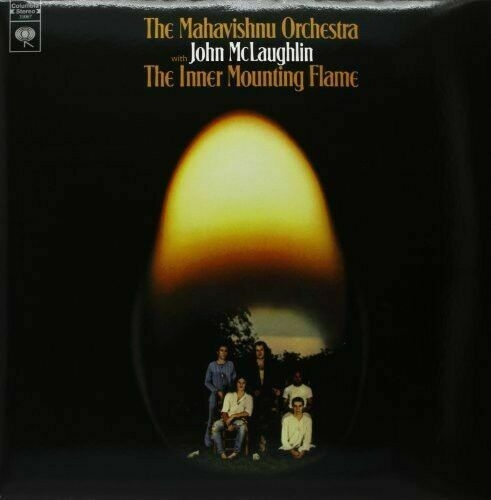 THE MAHAVISHNU ORCHESTRA –  THE INNER MOUNTING FLAME (LP)